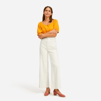 Everlane The Super-Soft Wide Leg Jean
