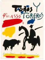 Olympia Le-Tan 'Picasso Toreros' book clutch