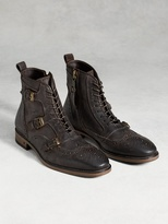 John Varvatos Laced Monk Boot