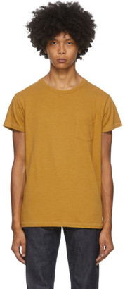 Levi's Clothing Yellow 1950s Sportswear T-Shirt