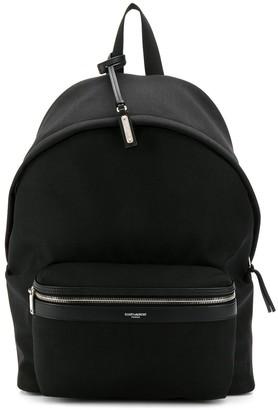 Saint Laurent x Jacquard by Google Cit-E backpack