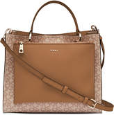 DKNY Mott Signature Small Tote, Created for Macy's