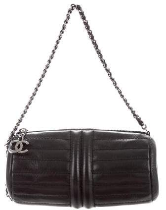 Chanel Mini Barrel Bag