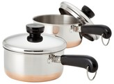 Revere 1 Quart Covered Saucepan