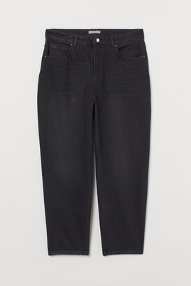 H&M H&M+ Tapered High Jeans