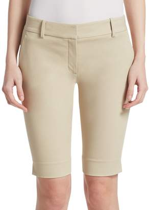 Theory Basic Capri Shorts