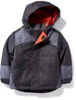 Old Navy 3-In-1 Hooded Snow Jacket for Toddler Boys
