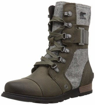 Sorel Women's Carly Combat Boot