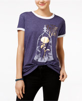Mighty Fine Disney Beauty and the Beast Juniors' Graphic T-Shirt