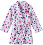 Girls 4-12 Shimmer & Shine Bath Robe
