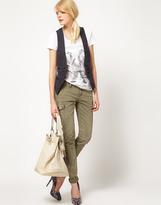 Denham Jeans Carla Jeans With Pockets