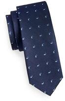 Sondergaard Boteh Silk Twill Tie