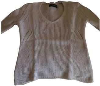 Zadig & Voltaire Spring Summer 2019 White Cashmere Knitwear