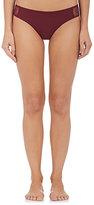 La Perla Women's Charisma Bikini Briefs-BURGUNDY, RED