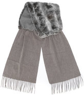 N.Peal rabbit fur scarf - women - Rabbit Fur/Cashmere - One Size