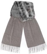 N.Peal rabbit fur scarf - women - Rabbit Fur/Cashmere - One Size