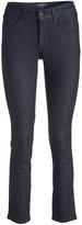 NYDJ Enzyme Wash Samantha Slim Straight-Leg Jeans - Petite