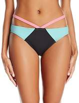 Coco Rave Women's Keep It Cute ) Sarah Strappy Bikini Bottom