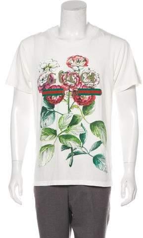 b50a6f0e0e22 Gucci Men's Tshirts - ShopStyle