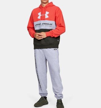Under Armour Men's UA Performance Originators Fleece Logo Hoodie