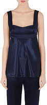 Victoria Beckham Women's Charmeuse Backless Bustier Top