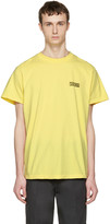 Noon Goons Yellow mad Society T-shirt
