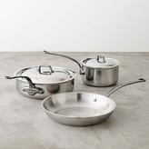Williams-Sonoma Williams Sonoma Mauviel M'Cook Onyx 5-Piece Cookware Set