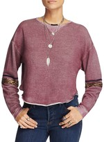 Free People Harper Embellished Sweatshirt