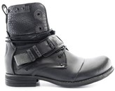 Bunker Sozo Leather Ankle Boots