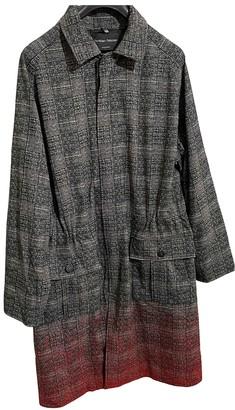 Christian Pellizzari Grey Jacket for Women