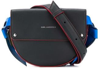 Karl Lagerfeld Paris K/Ikon mini shoulder bag