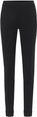 Tom Ford High-rise stretch-wool pants