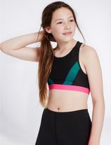 Marks and Spencer Printed Cropped Top (8-14 Years)