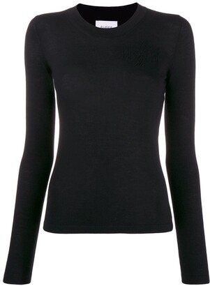 Barrie Round-Neck Cashmere Jumper