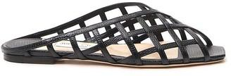 Jimmy Choo Sai Woven Sandals