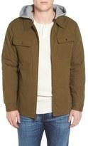 Brixton Canton Jacket with Detachable Hood