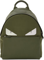 Fendi Green bag Bugs Backpack