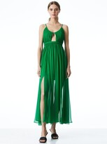 Thumbnail for your product : Alice + Olivia Tamar Cut Out Maxi Dress