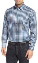 Robert Talbott Men's 'Anderson' Classic Fit Check Sport Shirt
