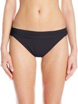 Gottex Women's Lattice Classic Bikini Bottom