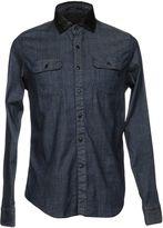 Replay Denim shirts - Item 42624038