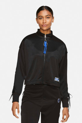 Nike Lacing Sleeves Zip Jacket