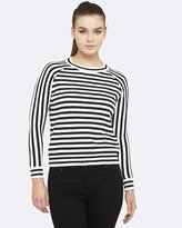 Oxford Kaitlin Striped Knit