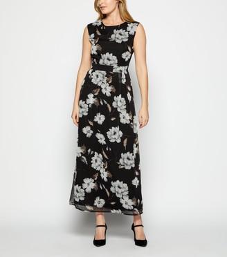 New Look StylistPick Chiffon Floral Maxi Dress