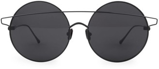 For Art's Sake Mykonos 60MM Round Sunglasses