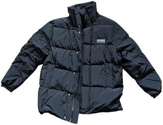 Etudes Studio Black Polyester Coats