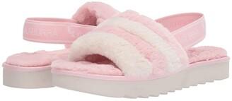 Koolaburra by UGG Fuzz'n (Pale Blush) Women's Shoes