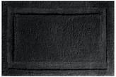 "InterDesign Spa Bath Rug - Black (34x21"")"