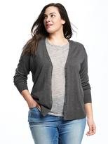Old Navy Semi-Fitted Plus-Size V-Neck Cardi