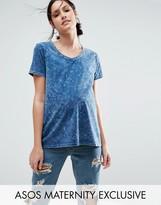 Asos T-Shirt in Acid Wash